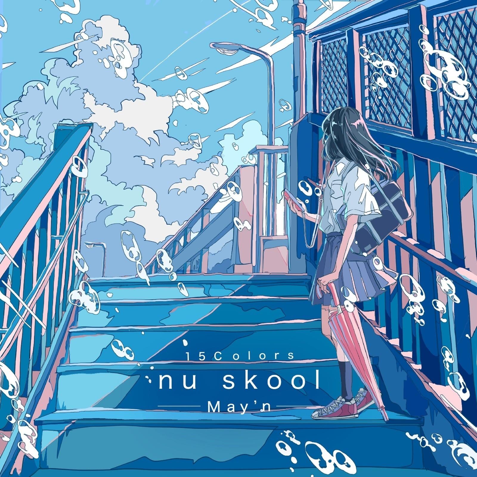 May'n (中林芽依) – 15Colors -nu skool- [FLAC / 24bit Lossless / WEB] [2020.11.11]