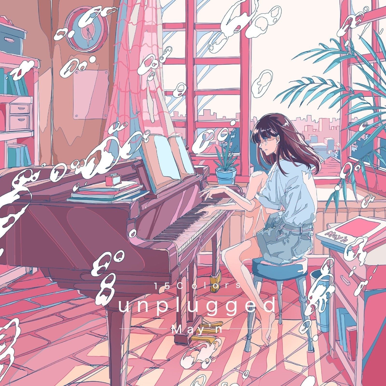 May'n (中林芽依) – 15Colors -unplugged- [FLAC / 24bit Lossless / WEB] [2020.11.11]