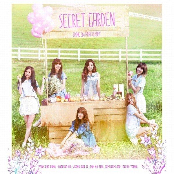 Apink – Secret Garden [FLAC / 24bit Lossless / WEB] [2013.07.05]