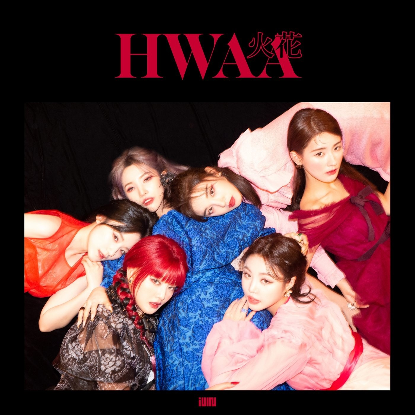 (G)I-DLE – HWAA [FLAC + MP3 320 / WEB] [2021.01.27]