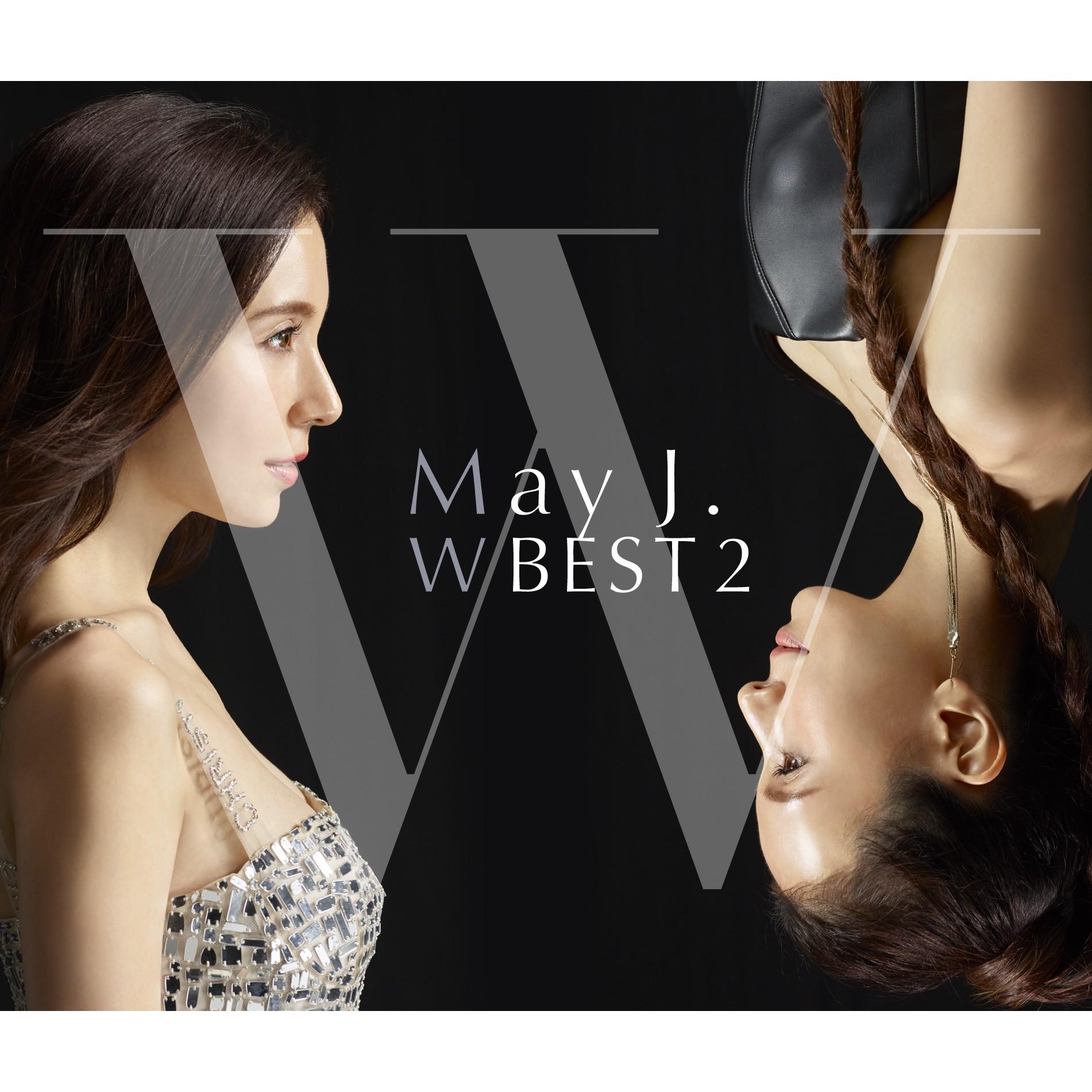 May J. – May J. W BEST 2 -Original & Covers- [FLAC / 24bit Lossless / WEB] [2020.12.24]