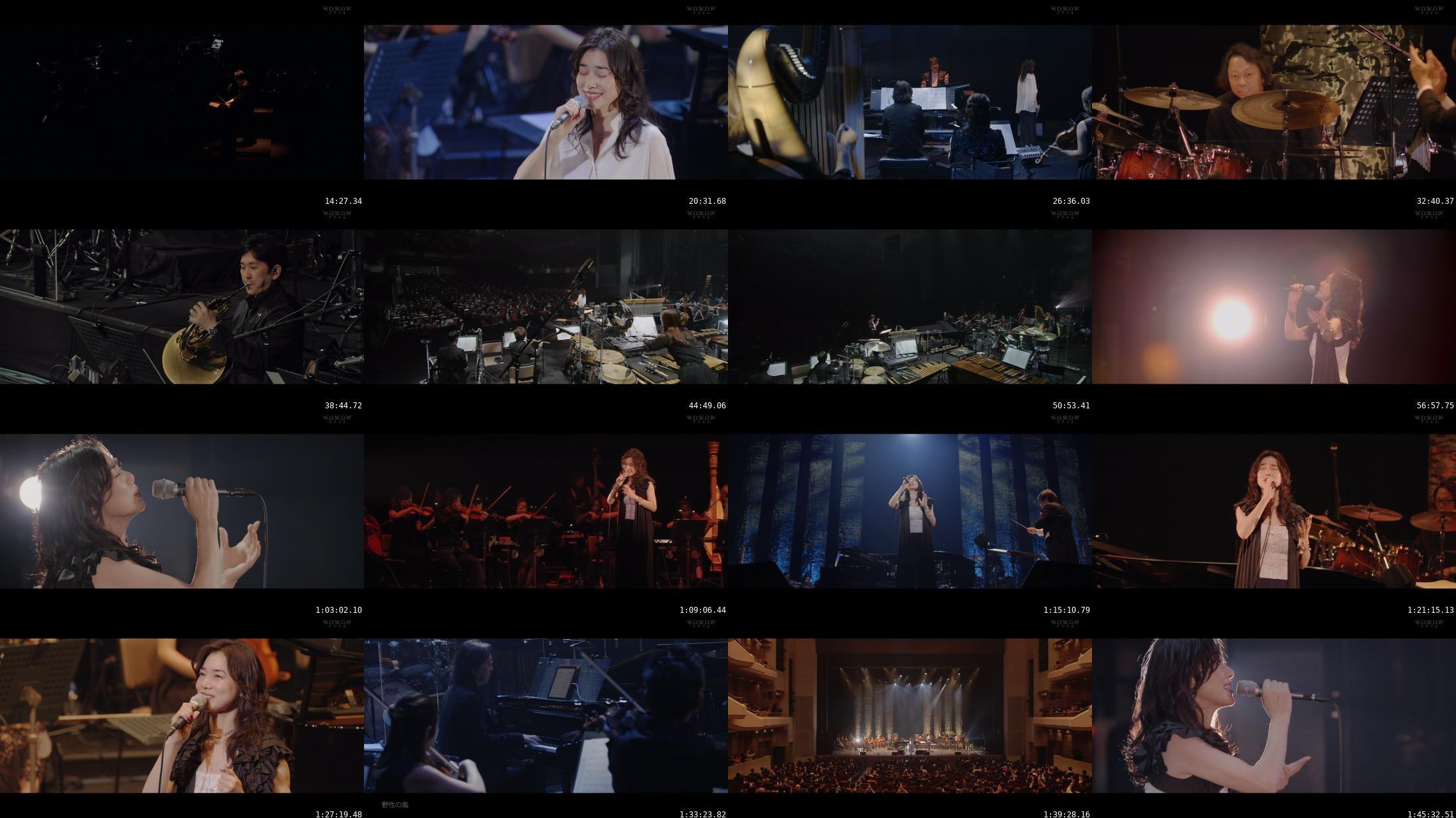 今井美樹 (Miki Imai) – billboard classics MIKI IMAI 35th Anniversary premium ensemble concert (WOWOW Prime 2021.02.23)