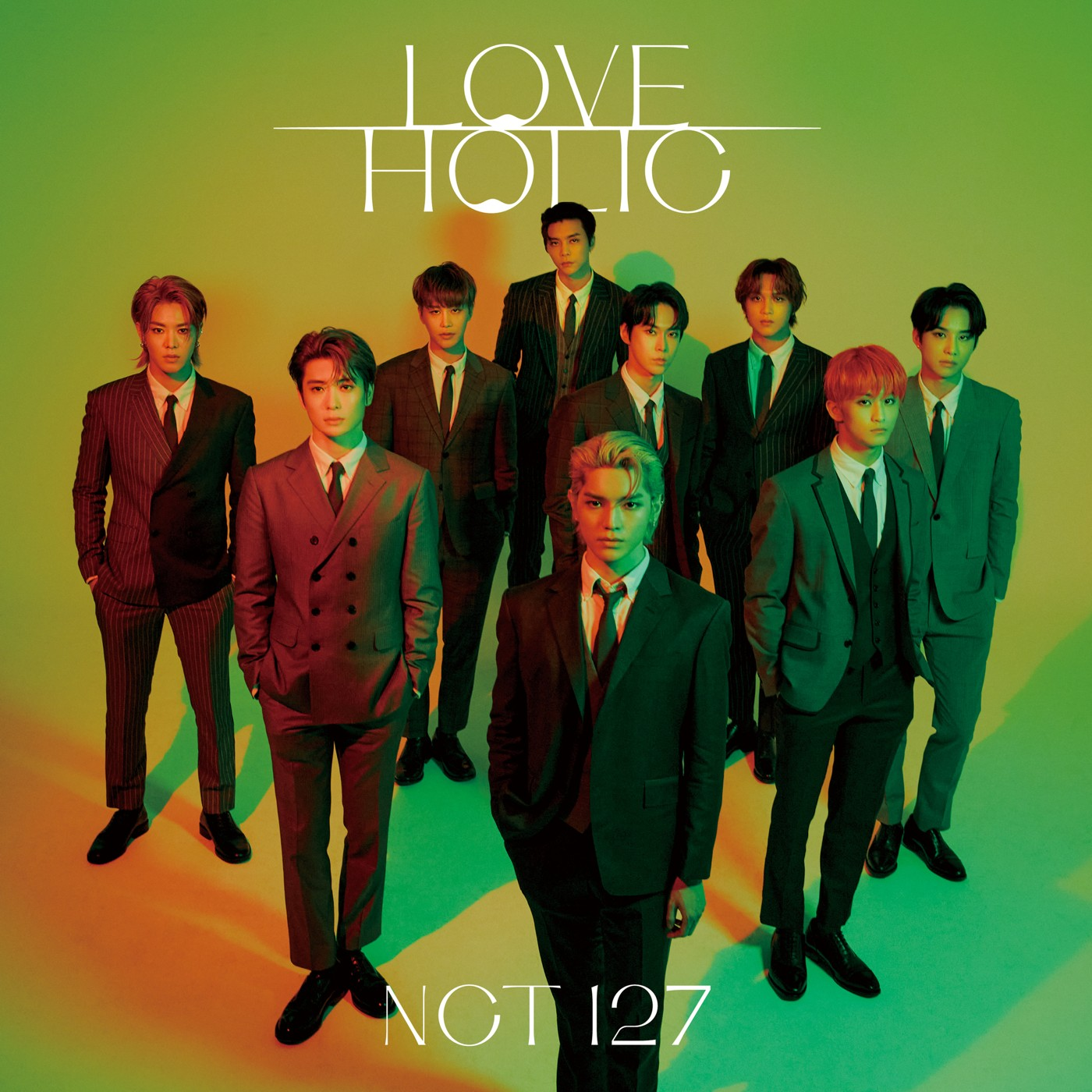 NCT 127 – LOVEHOLIC [FLAC + MP3 320 / WEB] [2021.02.17]