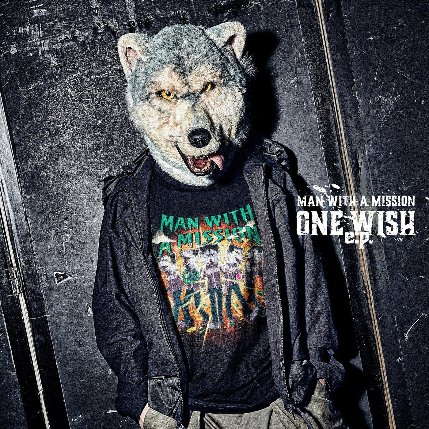 MAN WITH A MISSION – ONE WISH e.p. [24bit Lossless + MP3 320 / WEB] [2021.02.10]