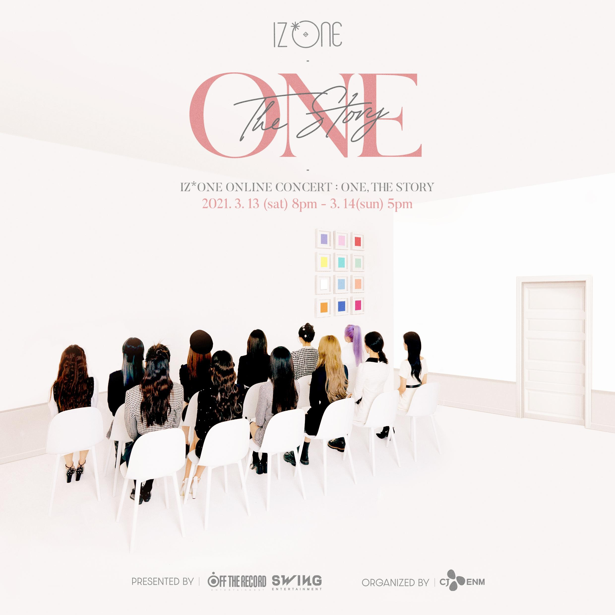 IZ*ONE – ONLINE CONCERT ONE, THE STORY Day 2 2021.03.14
