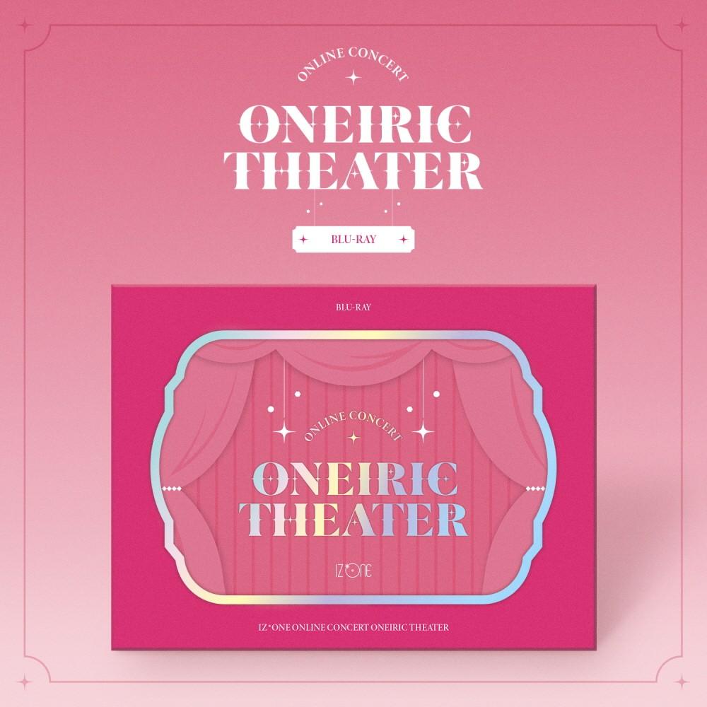 IZ*ONE – IZ*ONE Online Concert [Oneiric Theater] [Blu-ray ISO] [2021.01.29]