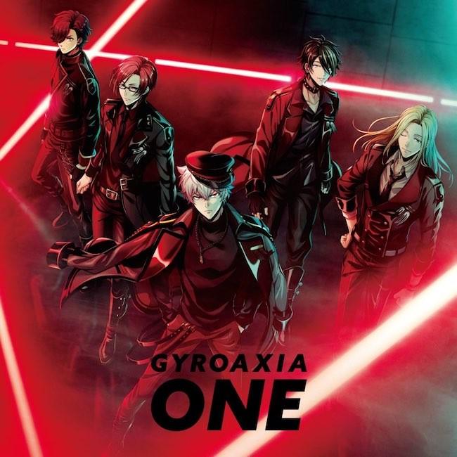 GYROAXIA – ONE [FLAC + MP3 320 / WEB] [2021.03.17]
