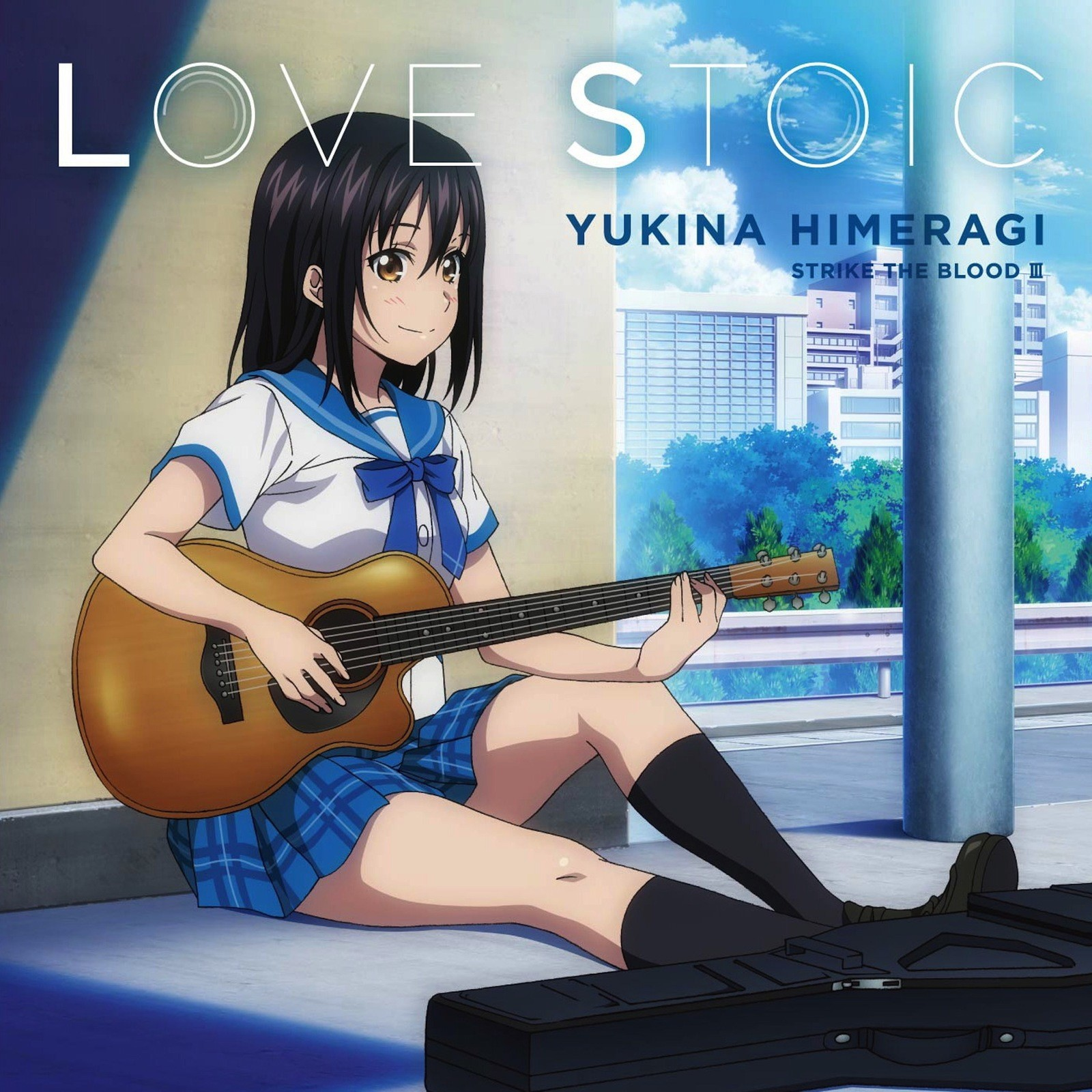 姫柊雪菜(CV:種田梨沙 (Risa Taneda) ) – LOVE STOIC [FLAC / 24bit Lossless / WEB] [2018.12.19]