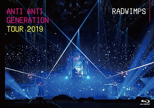 RADWIMPS – ANTI ANTI GENERATION TOUR 2019 (2020) [Blu-ray ISO]