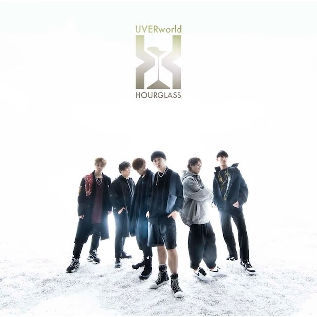 UVERworld – HOURGLASS [24bit Lossless + MP3 320 / WEB] [2021.03.10]
