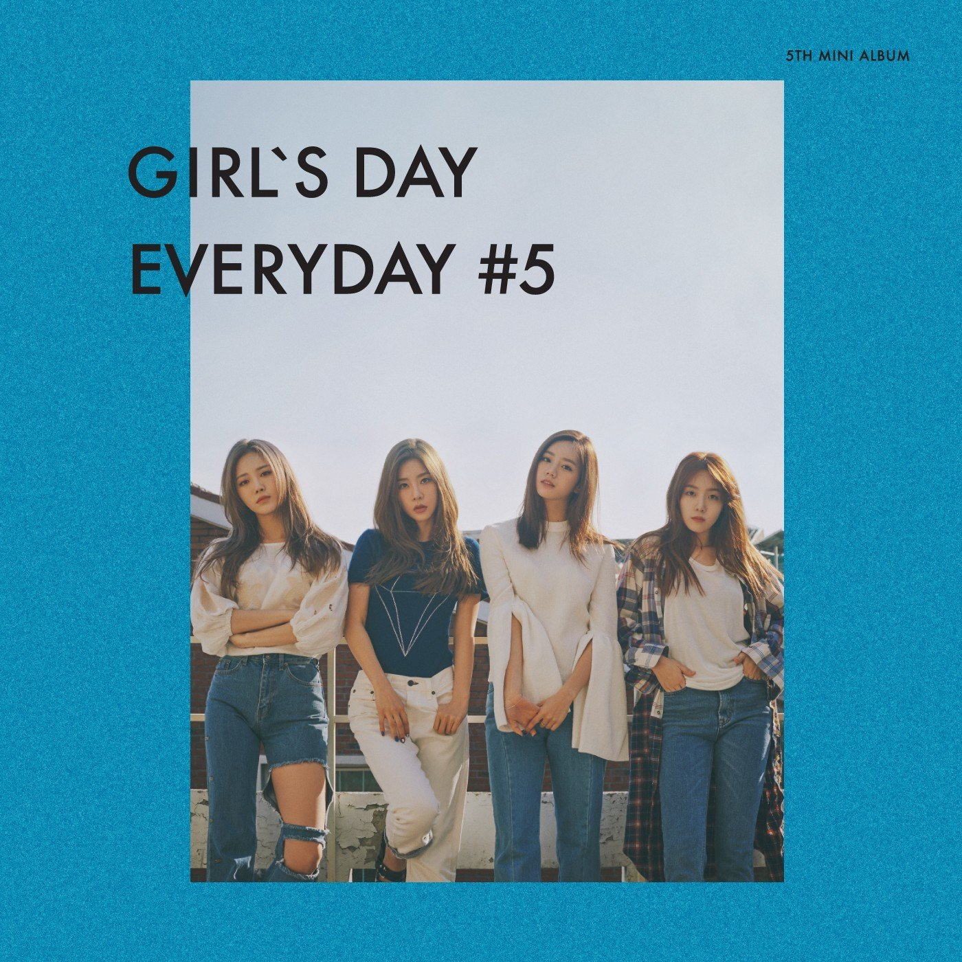 Girl's Day – GIRL'S DAY EVERYDAY #5 [FLAC / 24bit Lossless / WEB] [2017.03.27]