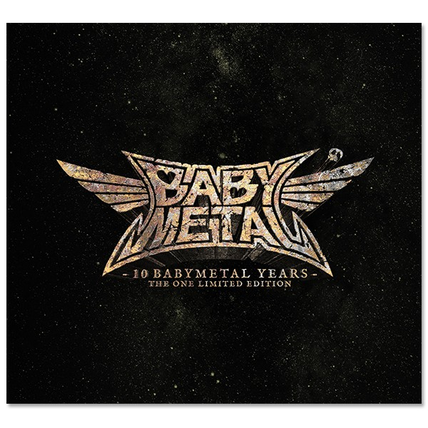 BABYMETAL – 10 Babymetal Years Chronicle – The One Limited Edition [MP4 1080p / Blu-ray] [2020.12.23]