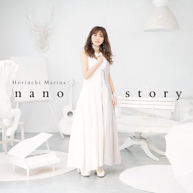 堀内まり菜 (Marina Horiuchi) – ナノ・ストーリー (nano story) [FLAC + MP3 320 / WEB] [2021.03.10]