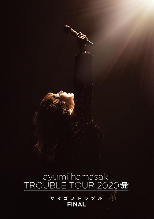 浜崎あゆみ (Ayumi Hamasaki) – ayumi hamasaki TROUBLE TOUR 2020 A ~サイゴノトラブル~ FINAL (2021) [Blu-ray ISO + MKV 1080p]