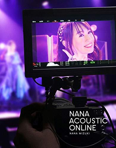 水樹奈々 (Nana Mizuki) – NANA ACOUSTIC ONLINE [Blu-ray ISO + MKV 1080p] [2021.04.07]