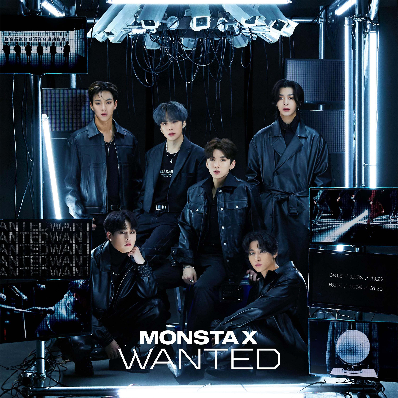 MONSTA X – Wanted [FLAC + MP3 320] [2021.03.10]