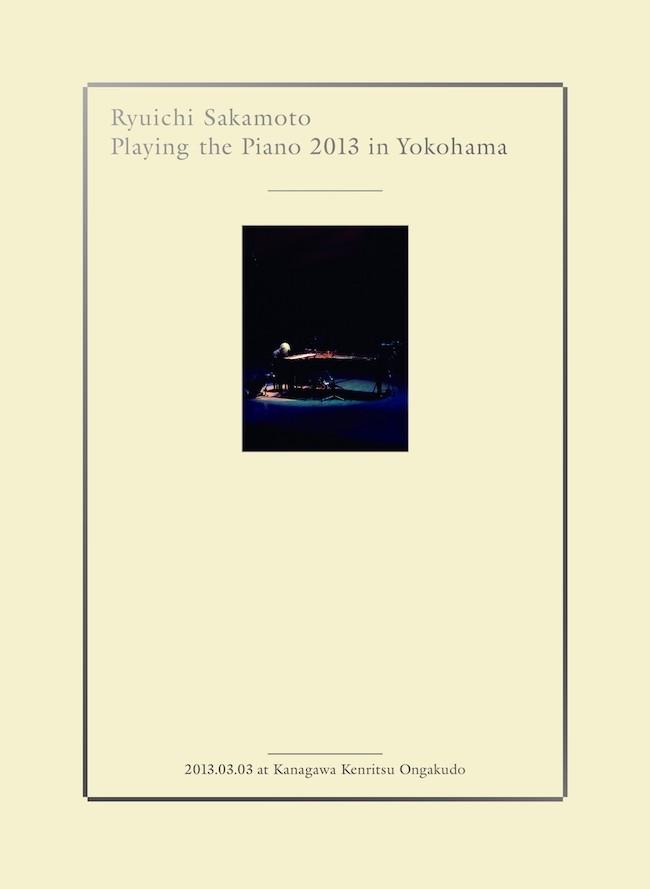 坂本龍一  (Ryuichi Sakamoto) – Playing the Piano 2013 in Yokohama [24bit Lossless + MP3 320 / WEB] [2014.11.05]