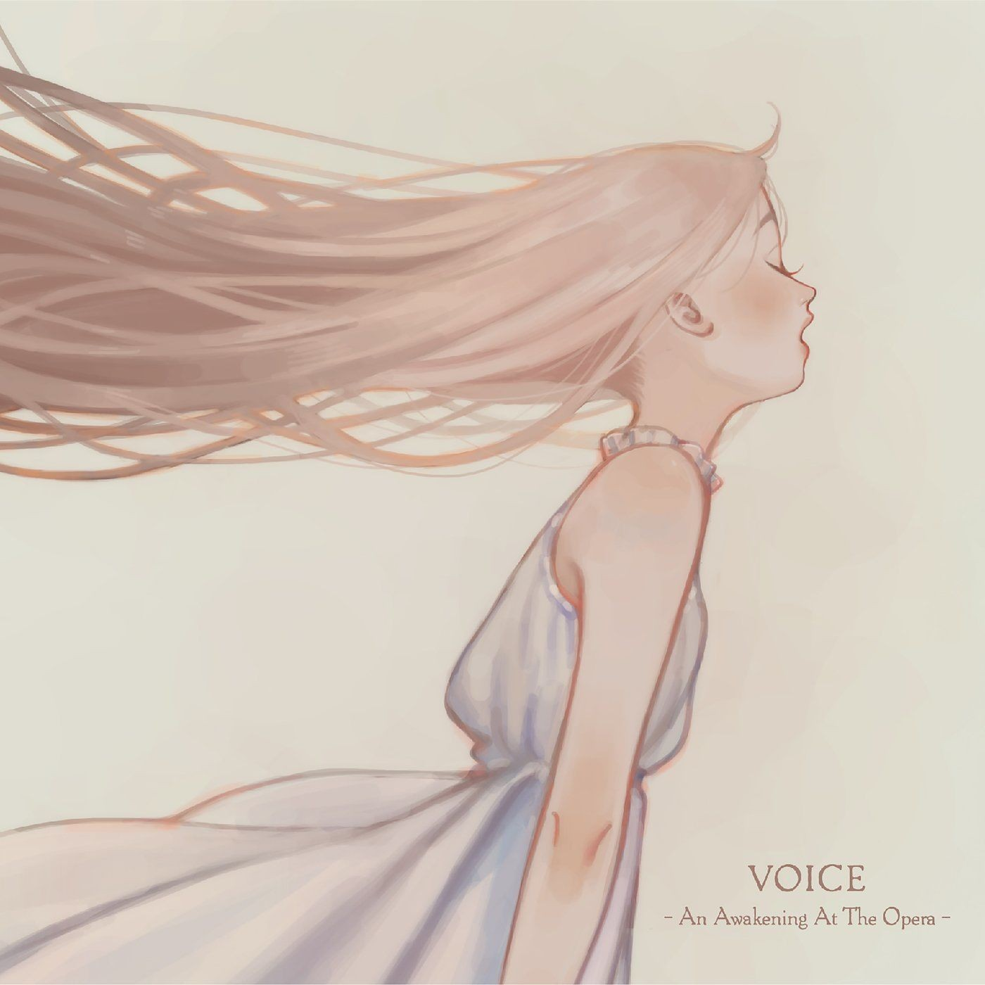 水野蒼生 (Aoi Mizuno) – VOICE – An Awakening At The Opera – [FLAC / WEB] [2021.03.31]