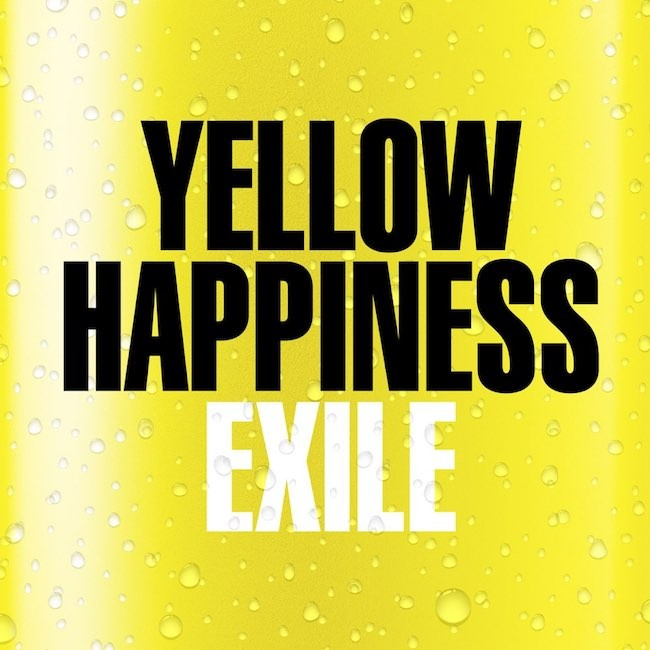 EXILE – YELLOW HAPPINESS [24bit Lossless + MP3 320 / WEB] [2021.03.24]