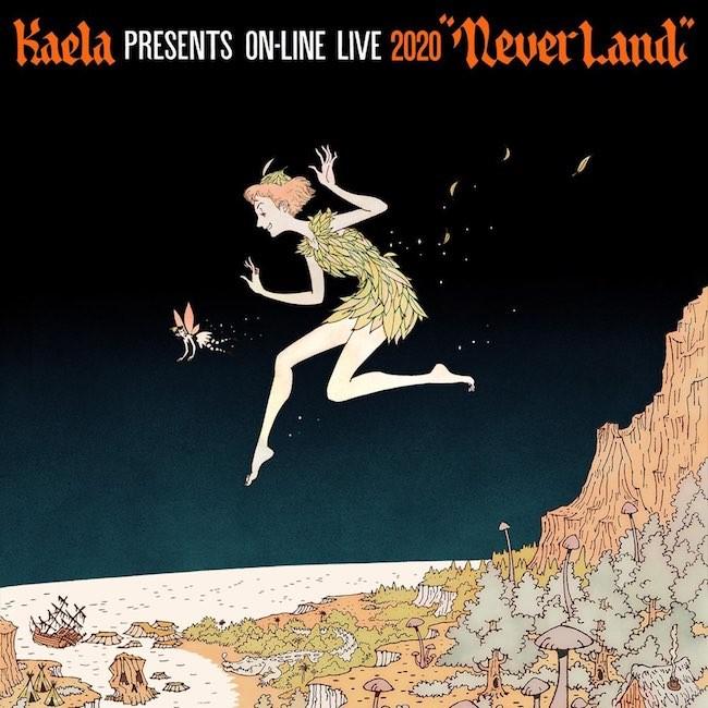 """木村カエラ (Kaela Kimura) – KAELA presents on-line LIVE 2020 """"NEVERLAND"""" [24bit Lossless + MP3 320 / WEB] [2021.03.24]"""