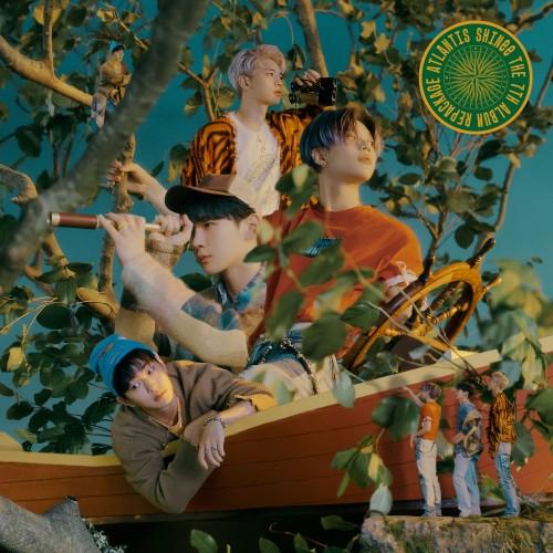 SHINee – Atlantis (Repackage Album) [FLAC + AAC 256 / WEB] [2021.04.12]