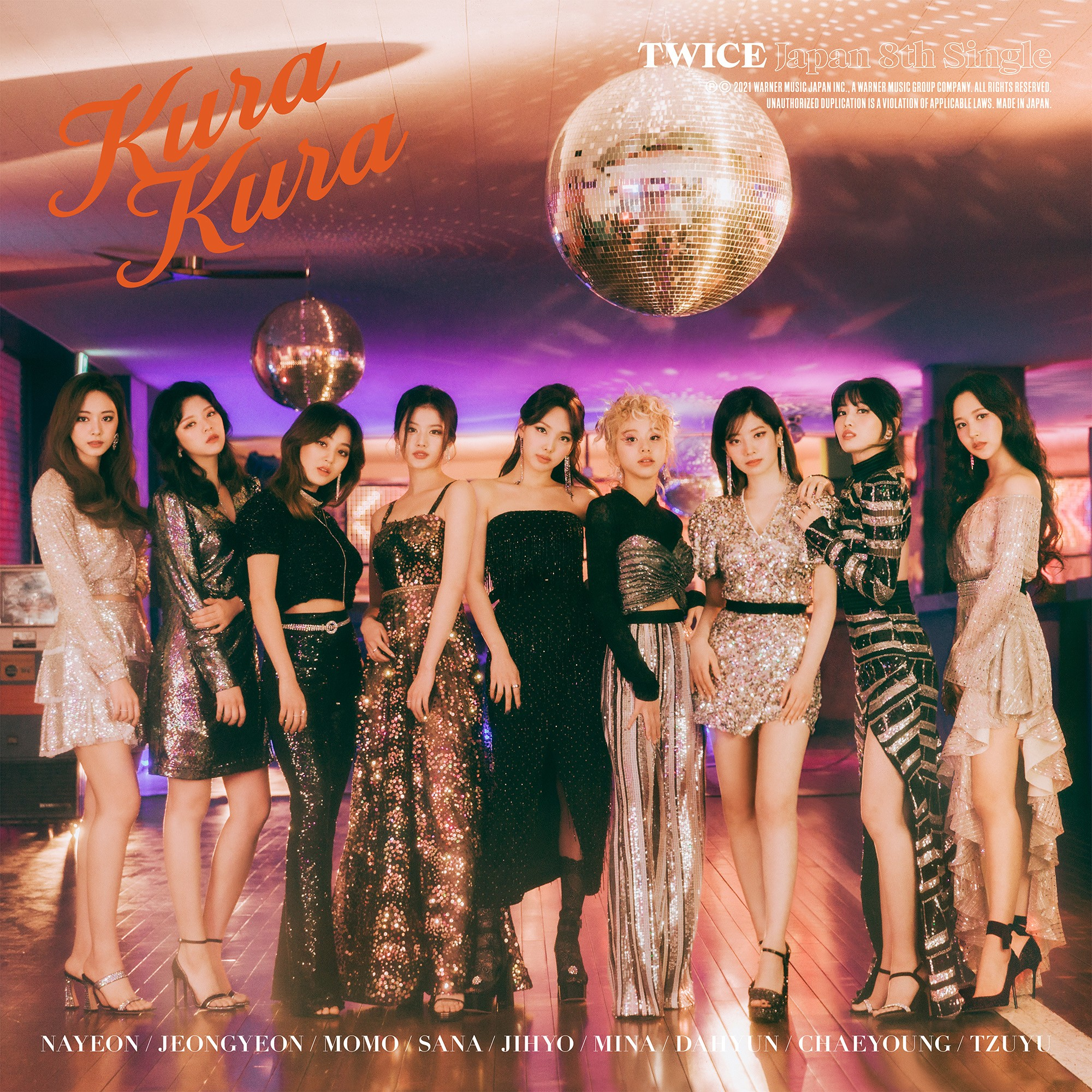 TWICE – Kura Kura [FLAC + MP3 320 / WEB] [2021.04.21]