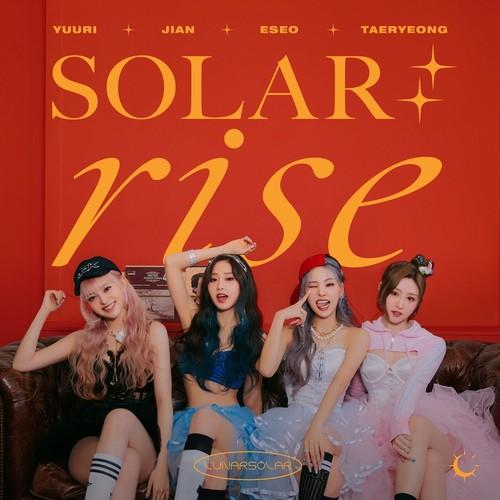 Lunarsolar (루나솔라) – SOLAR : rise [FLAC / WEB] [2021.04.07]