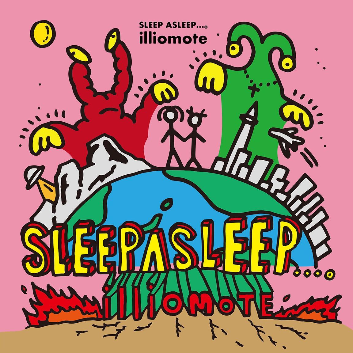 illiomote – SLEEP ASLEEP…。 [24bit Lossless + MP3 VBR / WEB] [2020.04.08]