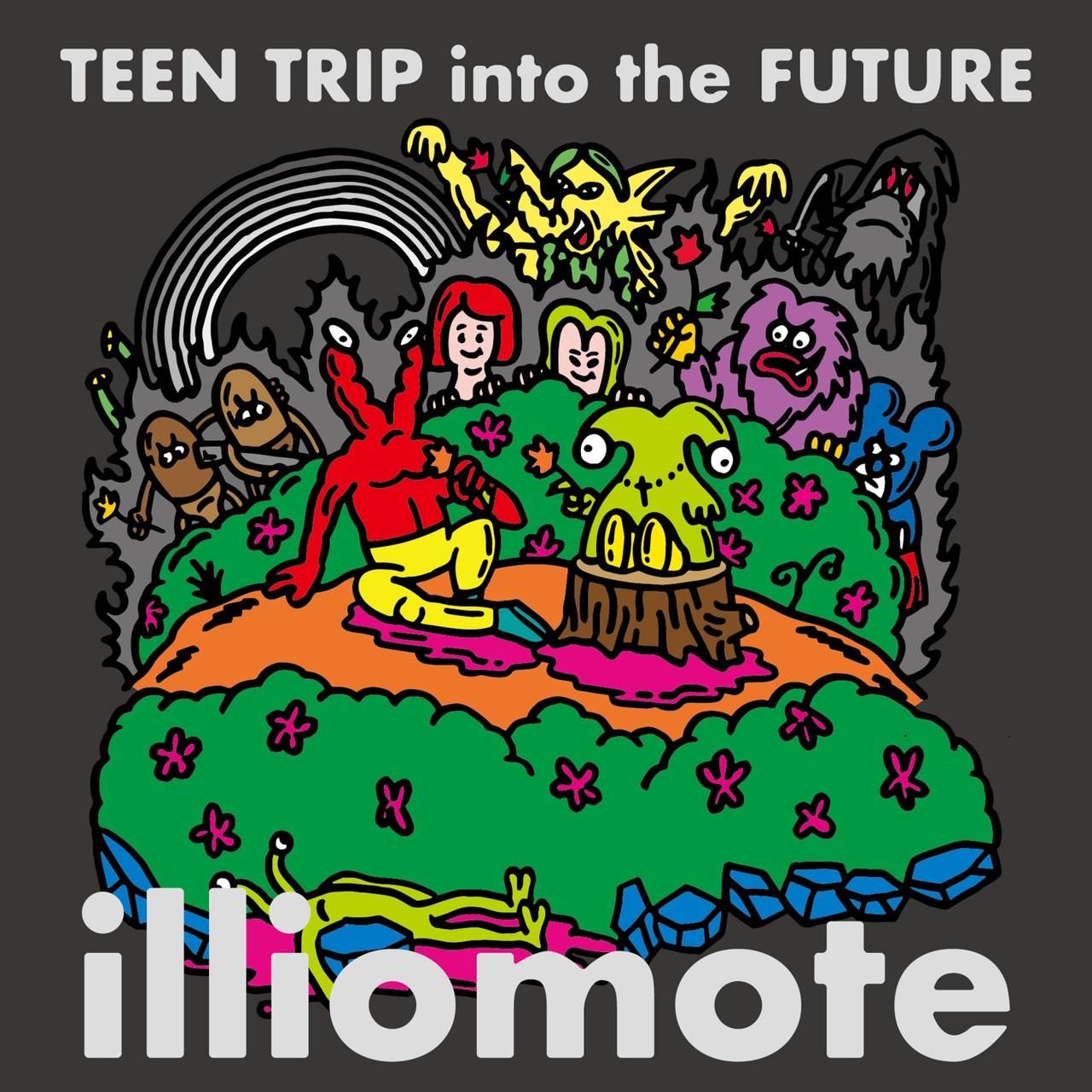 illiomote – Teen Trip Into The Future [24bit Lossless + MP3 320 / WEB] [2021.02.03]
