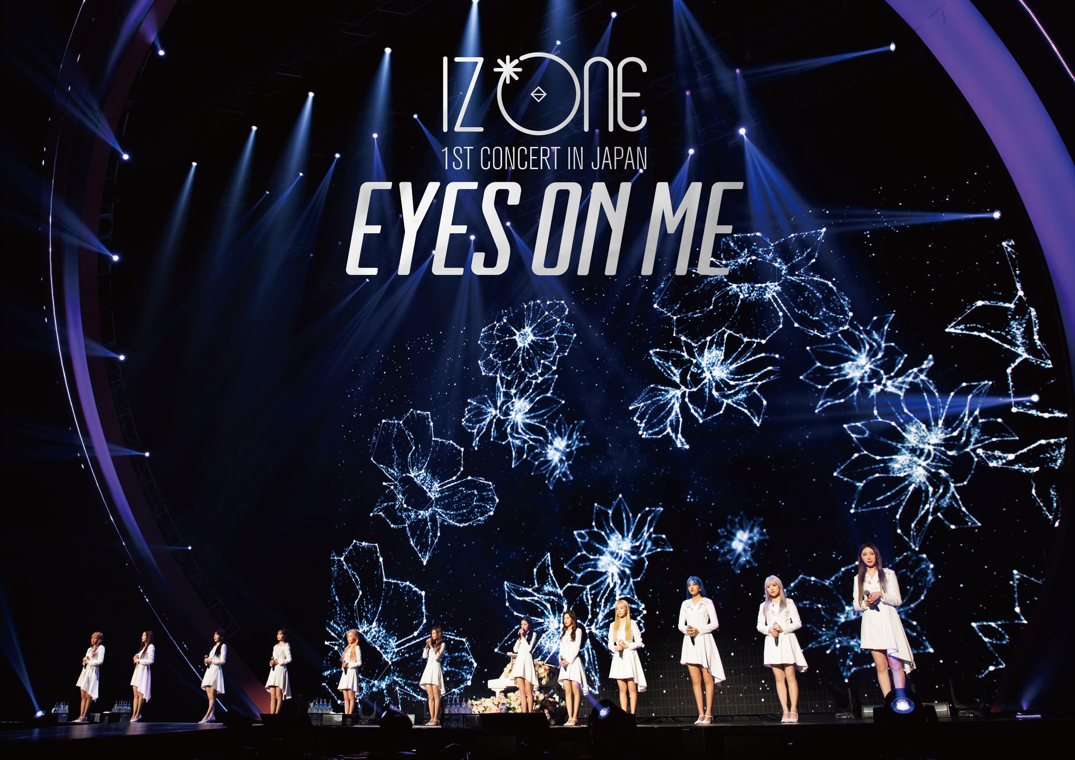 IZ*ONE – IZ*ONE 1st Concert in Japan [Eyes On Me] Tour Final @ Saitama Super Arena [2xBlu-ray ISO] [2021.04.14]