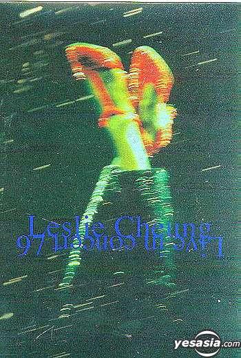 張國榮 (Leslie Cheung) – 張國榮跨越 97 演唱會Karaoke (2003) DVD ISO