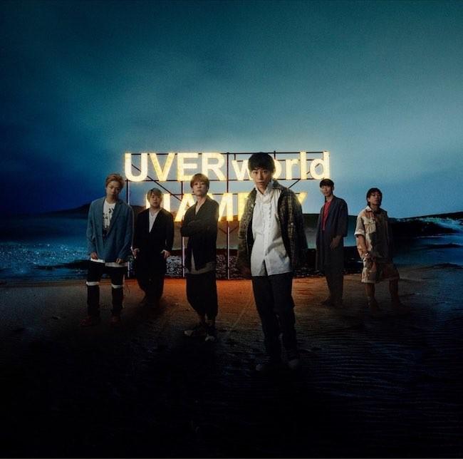 UVERworld – NAMELY [24bit Lossless + MP3 320 / WEB] [2021.06.02]