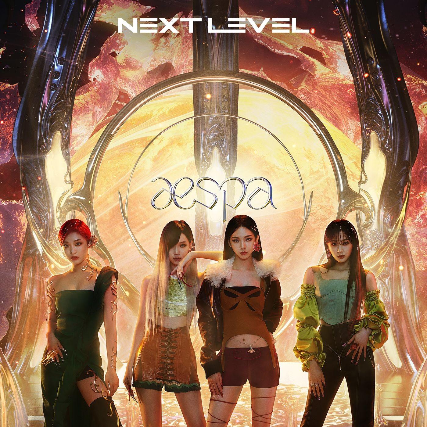 aespa – Next Level [FLAC + MP3 320 / WEB] [2021.05.17]