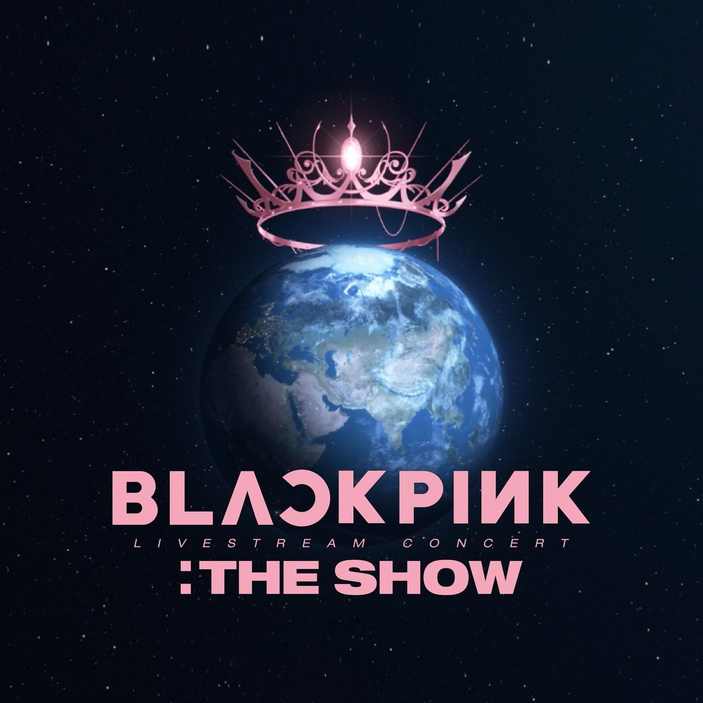 BLACKPINK – BLACKPINK 2021 'THE SHOW' LIVE [FLAC + AAC 256 / WEB] [2021.06.01]