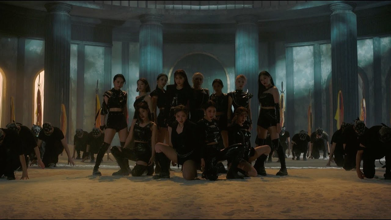 LOONA – PTT (Paint The Town) [MP4 2160p / WEB / Bugs] [2021.06.28]