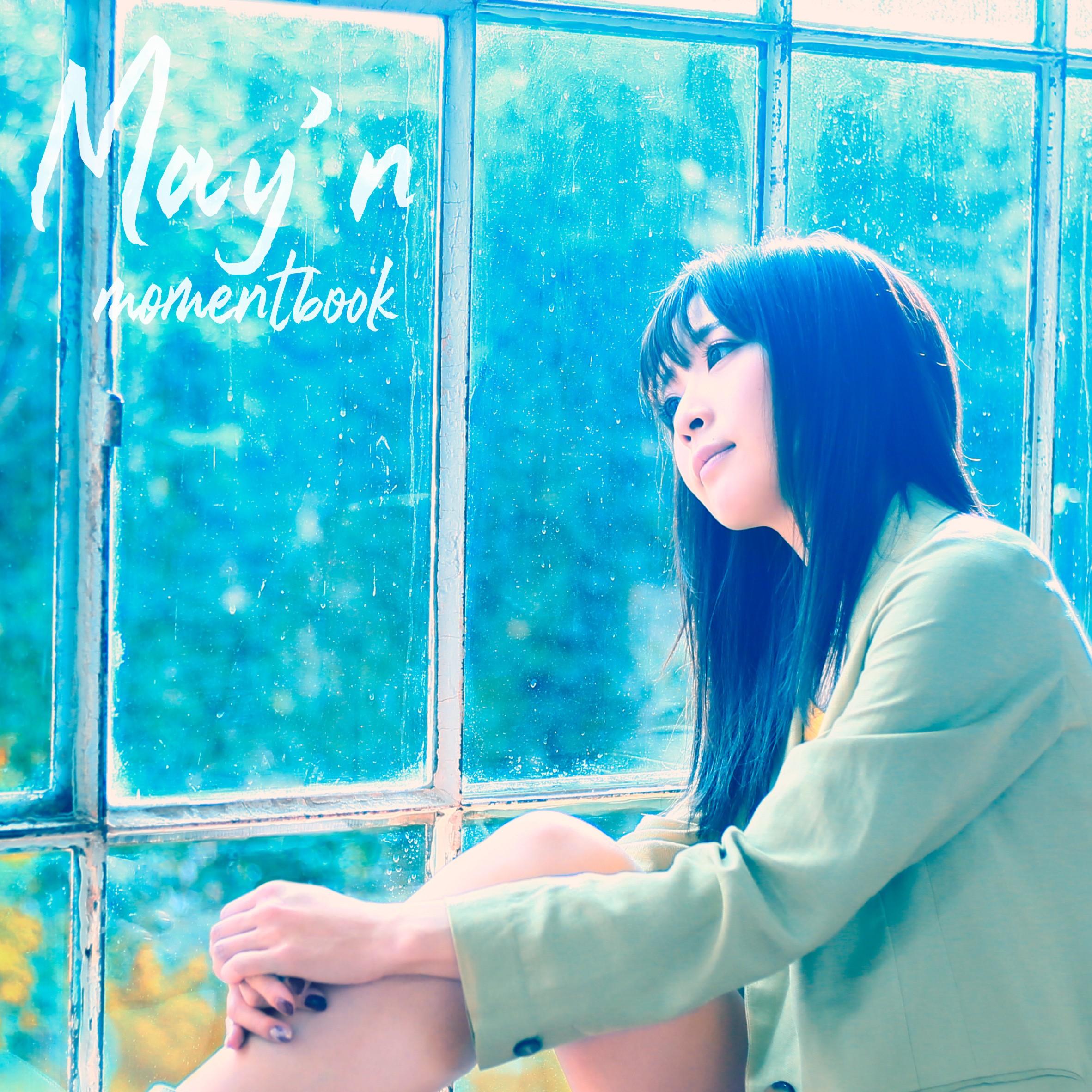 May'n (中林芽依) – momentbook [FLAC + MP3 320 / WEB] [2021.06.30]