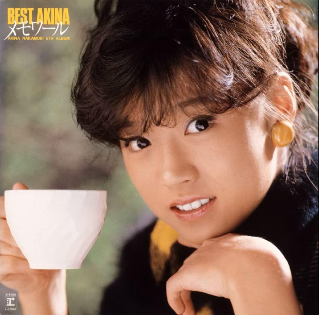 中森明菜 (Akina Nakamori) – BEST AKINA メモワール [DSF DSD64 / SACD] [1983.12.21]