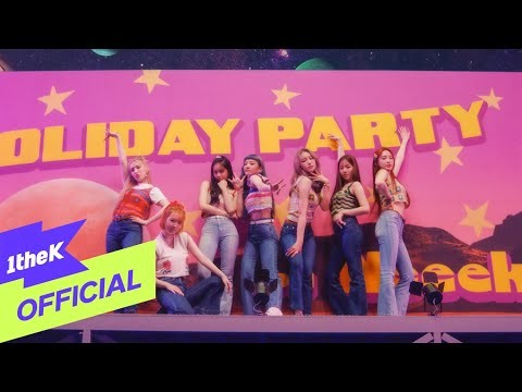 Weeekly – Holiday Party [MP4 2160p / WEB / Bugs] [2021.08.04]