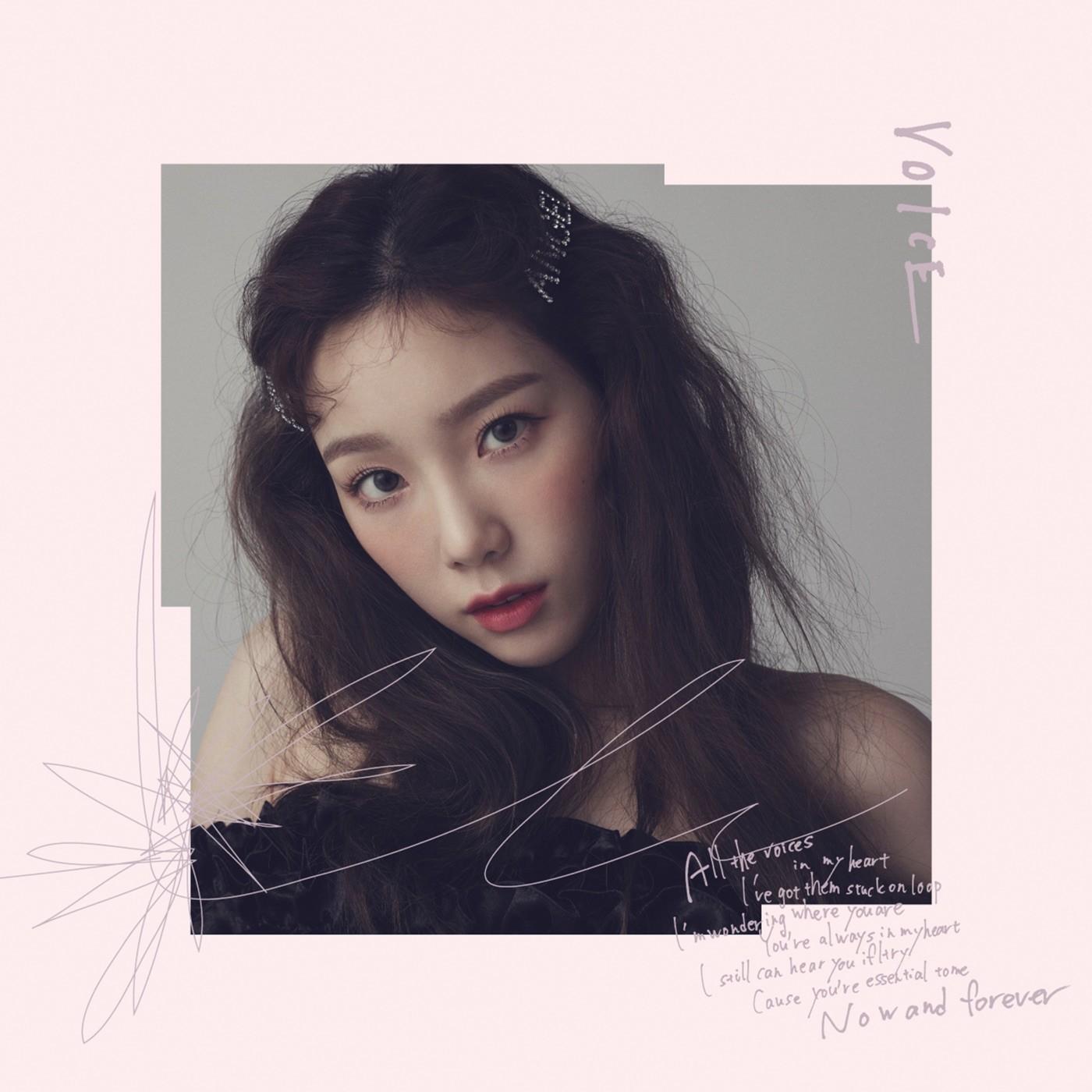 Taeyeon (태연) – VOICE [FLAC / 24bit Lossless / WEB] [2019.05.13]