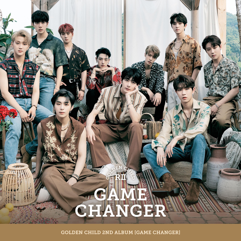 Golden Child (골든차일드) – Game Changer [24bit Lossless + MP3 320 / WEB] [2021.08.02]