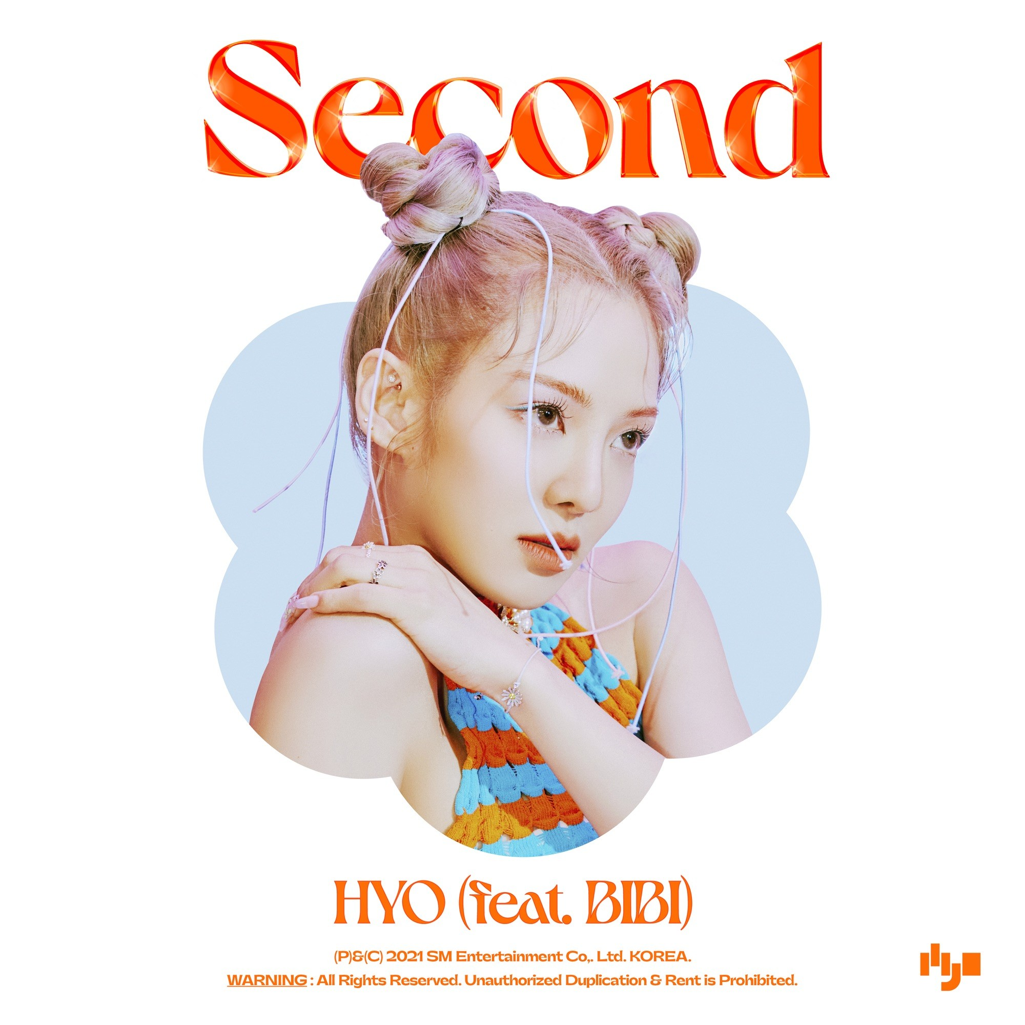 Hyoyeon (효연) – Second (feat. BIBI) [FLAC / WEB] [2021.08.09]