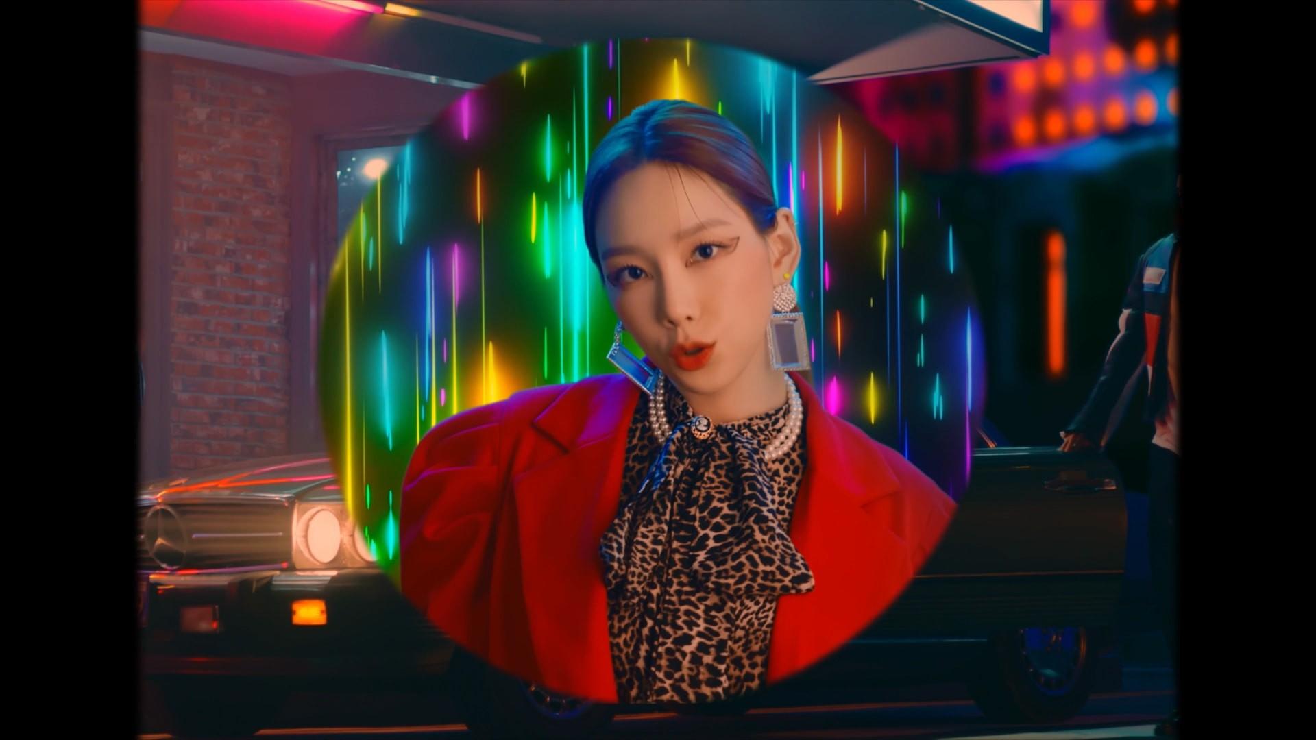 Taeyeon – #GirlsSpkOut ft. Chanmina [MP4 / Master 2160p / WEB] [2020.11.18]