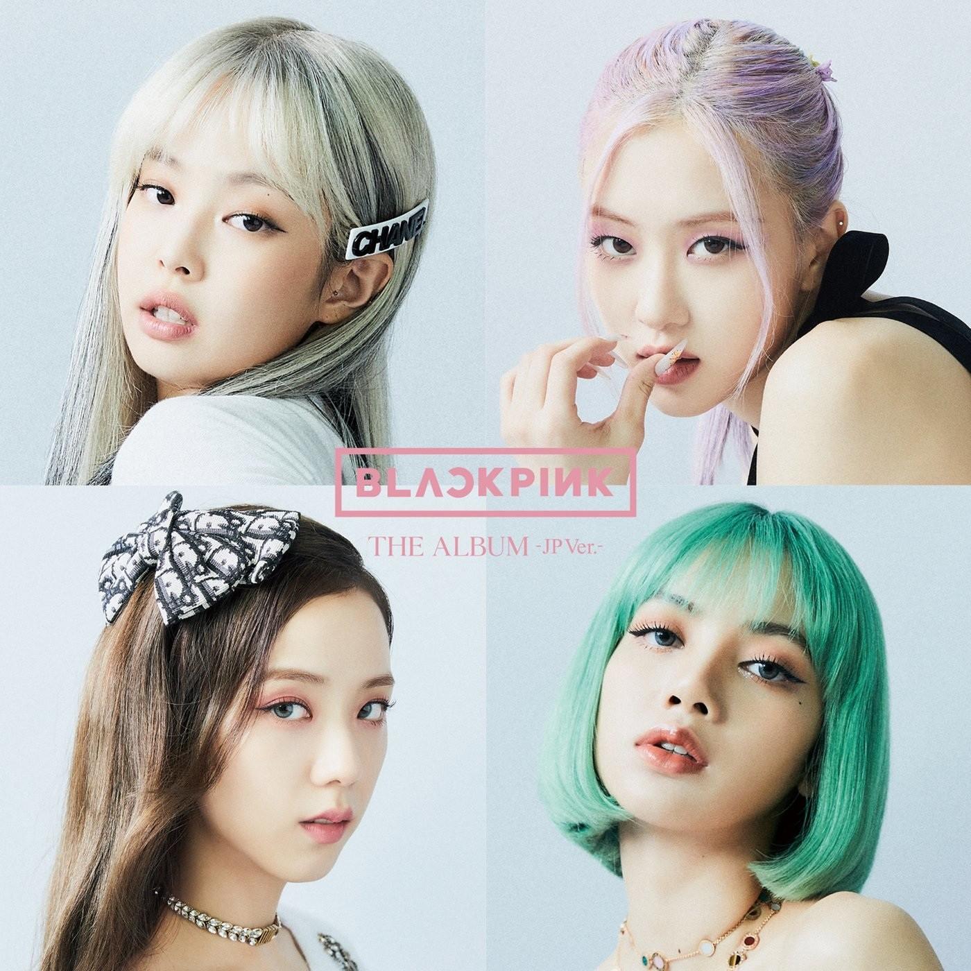 BLACKPINK – THE ALBUM (Japan Version) [24bit Lossless + MP3 320 / WEB] [2021.08.03]