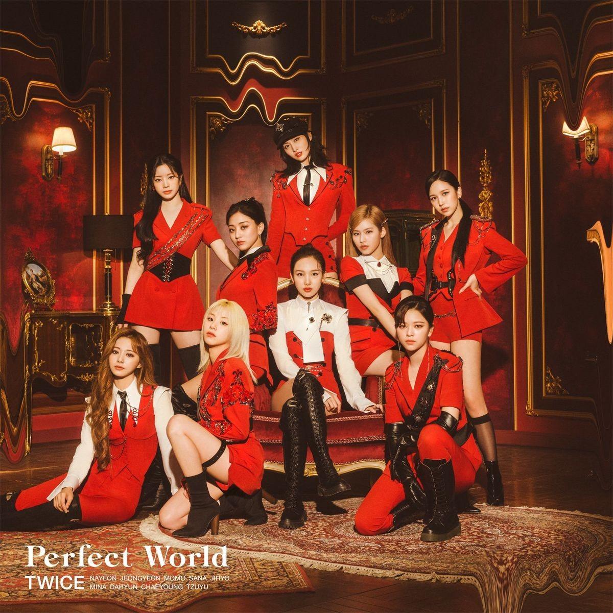 TWICE – Perfect World [FLAC + MP3 320 / WEB] [2021.07.28]