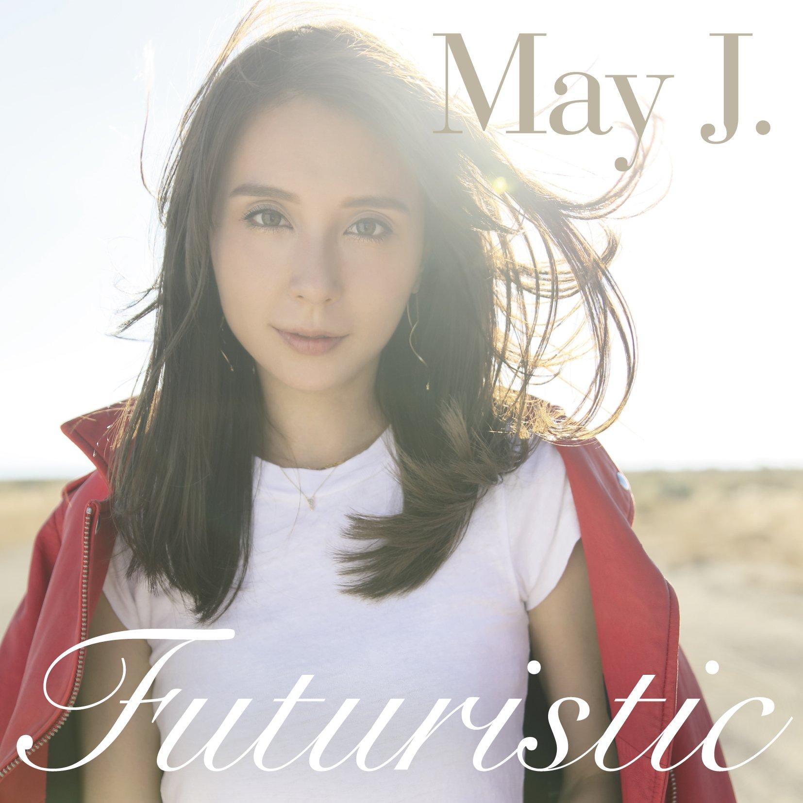 May J. – Futuristic [Mora FLAC 24bit/48kHz]