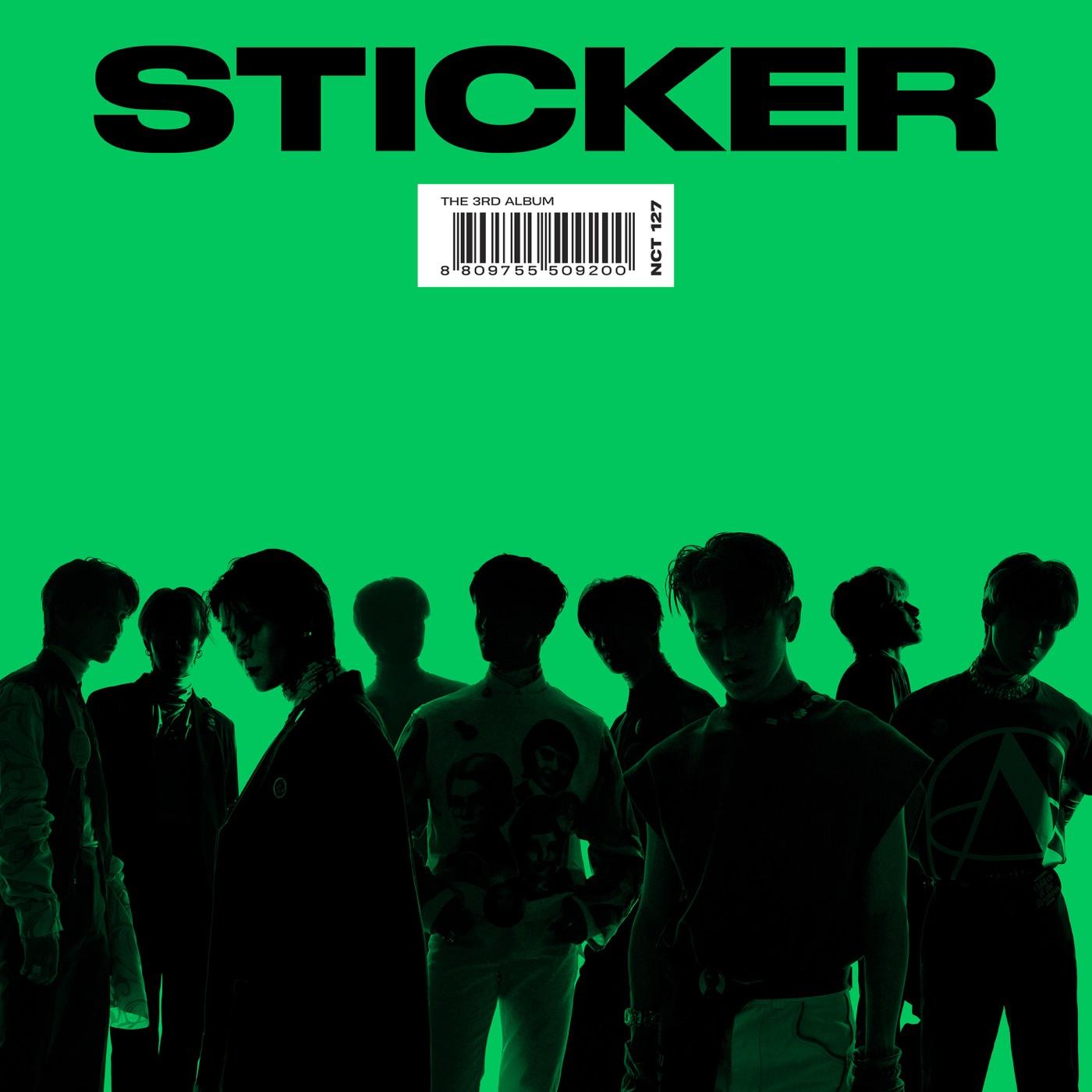 NCT 127 – Sticker – The 3rd Album [24bit Lossless + MP3 320 / WEB] [2021.09.17]