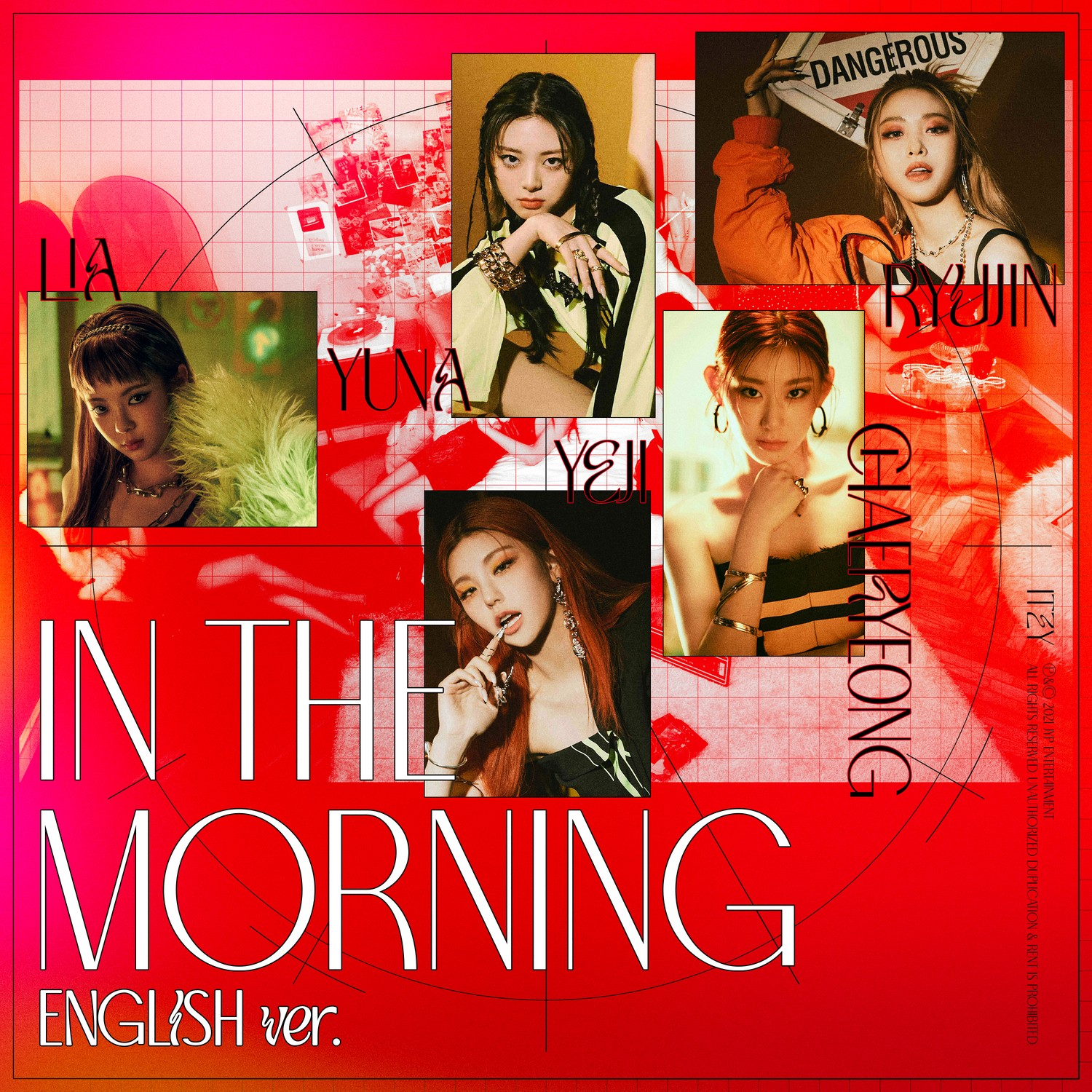 ITZY – In the morning (English Ver.) [FLAC / 24bit Lossless / WEB] [2021.05.14]