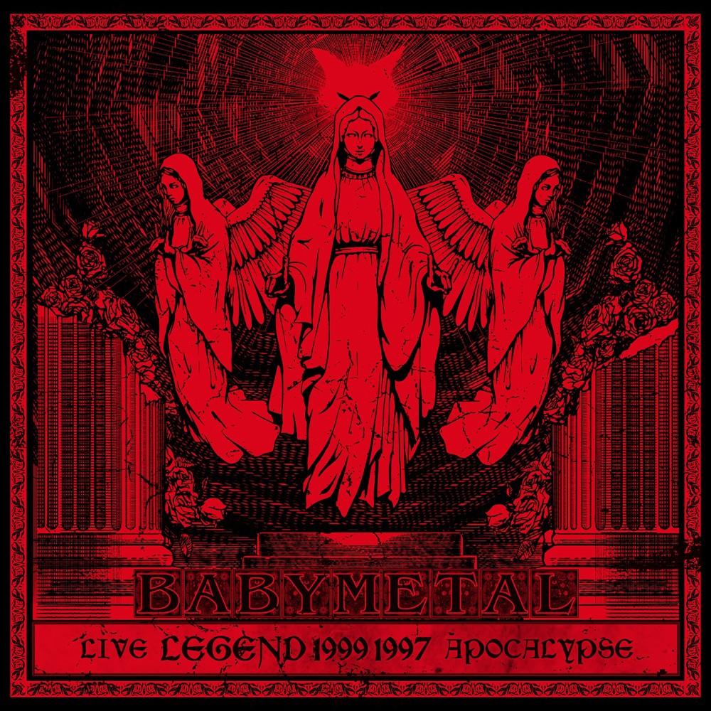 BABYMETAL – Live – Legend 1999 & 1997 Apocalypse [MP3 320 / WEB] [2021.08.25]