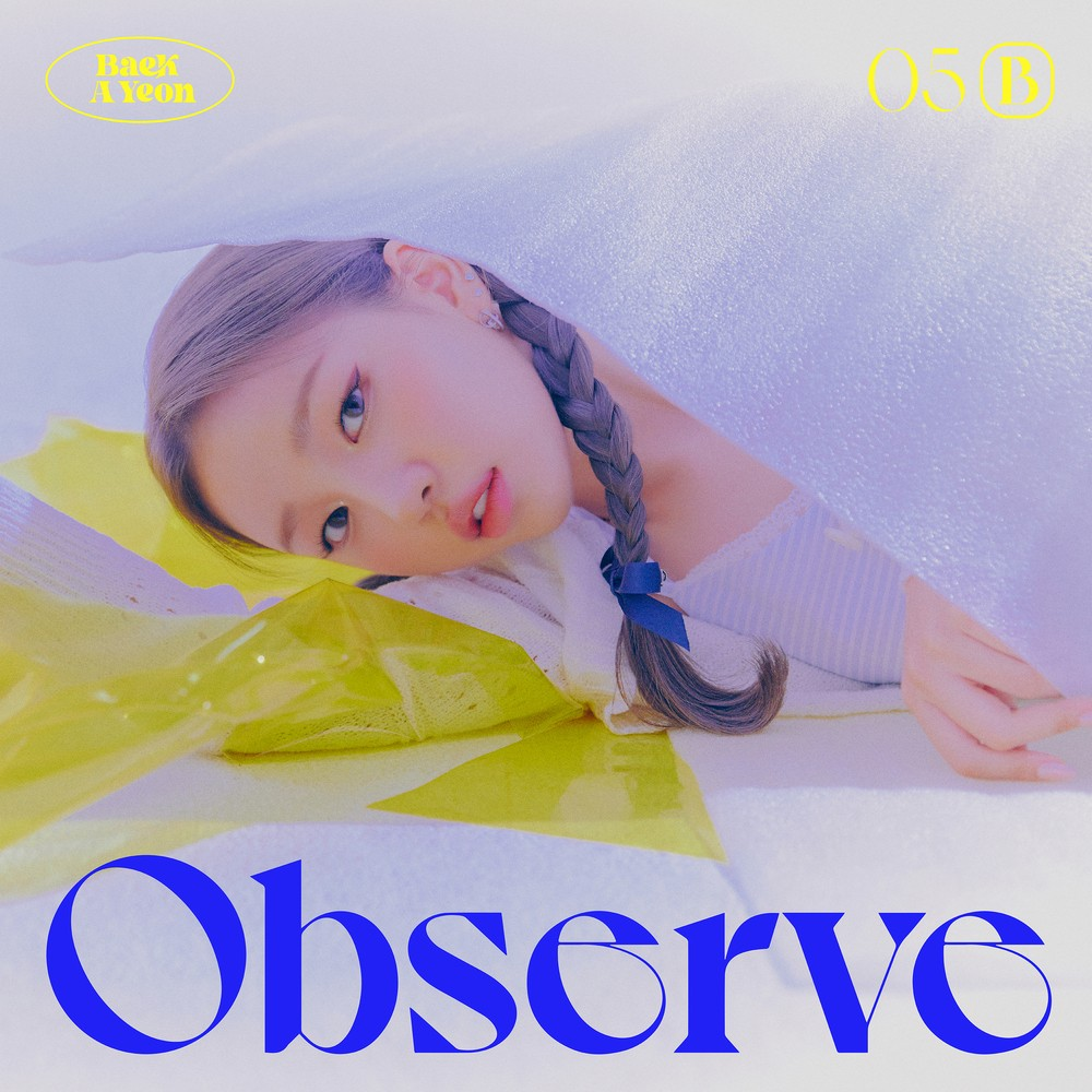 Baek A Yeon (백아연) – Observe [FLAC / 24bit Lossless / WEB] [2021.09.07]