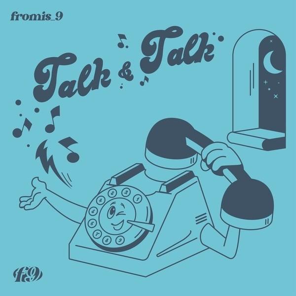 fromis_9 – Talk & Talk [FLAC + MP3 320 / WEB] [2021.09.01]